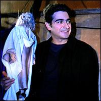 دانلود گوشهای از دیدار اول شمس و مولانا   اپرای عروسکی مولوی